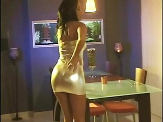 Naked babe in g strings Hot naked babe rita g chrome dress