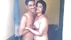 Indian couple Romantic shower