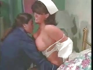 Boob exam scam - Holly body in the anal nurse scam