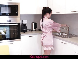 Karups amateur Karups - cassie fire fucks her fiances sexy father