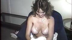 Gorąca żona Krista Sekretne Sex Party (część 2)