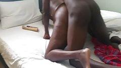 Кенийский секс вчетвером