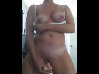 Freew3 milf vids Self-vid milf enjoying dildo