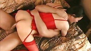 Busty Asian Babe Jade Feng Gets Filled With Dick