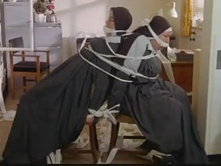 Embarrassing stories tied up stripped naked - Nuns tied up and stripped by cops