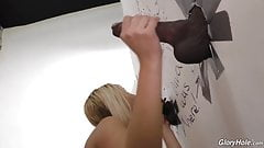 Cute white daughter Kate creampied by two anonymous BBCs