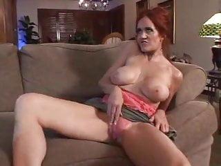 Big boobs loser gets fucked - Redheaded milf with big boobs gets fucked