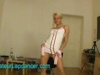 Girls lapdance then suck - Sexy czech leona lapdances and sucks dick