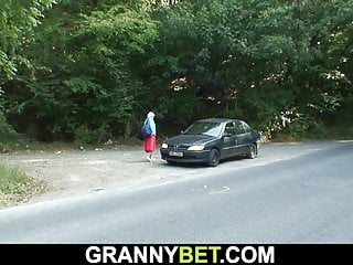 Older mature 70 year olds sex moviesmovies - 70 years old blonde granny picked up and fucked roadside