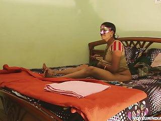 Nude amrita - Sexy desi horny bhabhi amrita with young lover passionate fu