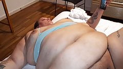 Busting on a belly
