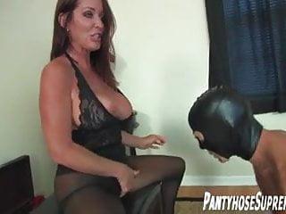Milfs rachel steel - Mistress rachel steele femdom pantyhose domination
