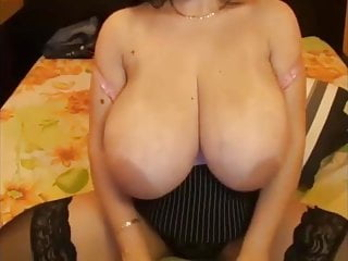 Naked fondle - A primer - huge big natural tits saggy big nipples fondle