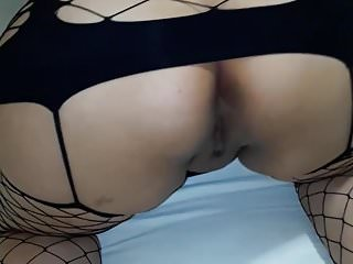 My cock your pussy Pussy wet and ready to bounce my ass on your cock