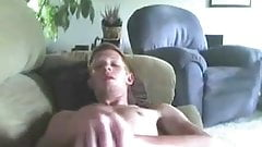 amazing cum face boy