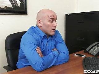 Ashlyn brooke fucks her boss Slutty secretary fucks her boss to keep her job