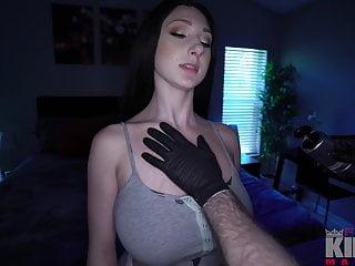 Fibrotic anal tissue Skylar vox gets deep tissue hard dick oiled massage