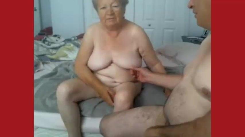 Granny and grandpa porn