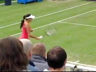 Orgasm game show - Ana ivanovic shows her ass during a game in birningham
