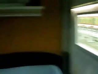 Man train sex - Train sex