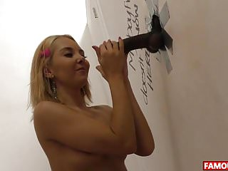 Ever used a glory hole The famous bbc glory hole with aaliyah love