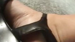 Jessica's feet in your face