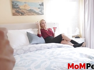 Cunt filled wife Aaliyah love getting her cunt filled with cum in pov