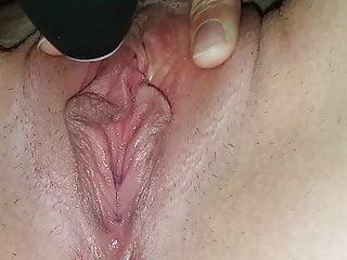 Husband masturbates in wifes vagina - Vagina orgasm