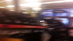 UPSKIRT STOCKINGS VOYEUR