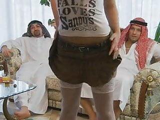 Arab men fucking - Simony diamond - with two arab men