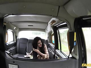 Collage cash cock - Fake taxi cute escort rides cock for cash