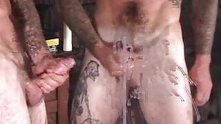 Str8 Guys Getting Fucked and Sucking