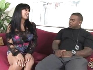 Fat anal black - Busty sienna west gets anal creampie from fat black cock