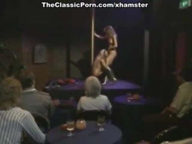 Taylor Wayne, Cameo, Aja in vintage sex video