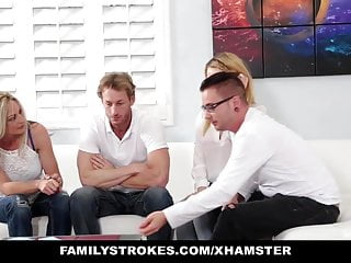 Orgy flash games - Not familystrokes - not family game night orgy