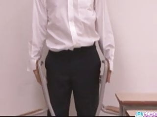 Sexy adults in uniforms Sexy akina hara blowjob in cute uniform