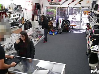 Dicks pawn shops Couple bitches tried to steal from the shop - xxx pawn