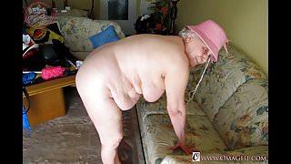 OmaGeiL Amateur Granny Pictures sexy Slideshow