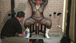 Annadevot - Punishment with the fucking machine