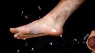Cum feet
