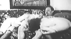 Filthy Girls Got Busted and Fucked (1930s Vintage)