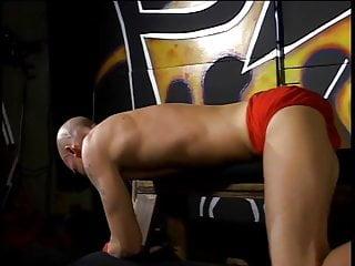 I spank her ass bald - Mistress nyomi banxxx spanks bald white pantyboys butt pink