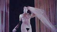 DIAMONDS ARE FOREVER - vintage 60s erotic dance tease