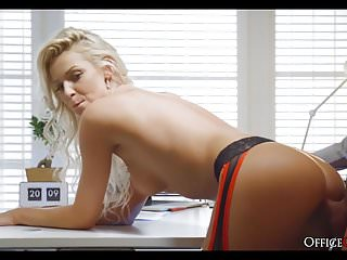 Naked maxim babes Perfect tits blonde babe fucked in the office
