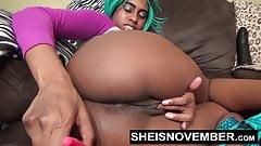 HD Sheisnovember Me Fuck My Cute Young Ebony Big Ass Anal