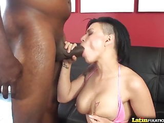 Eva angelina getting fucked Latinfixation tatted babe eva angelina gets fucked