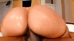 Darlene mighty Brazilian Booty gets fucked by BBC