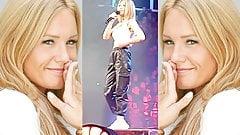 Sonja Liebing Leder Hotpants 001