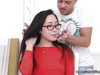 Looing ass nigga Casual teen sex - li loo - asian teen nailed by her tutor