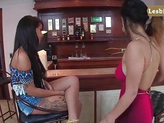 Hot naked wet girls Hot lesbian kisses 2 wet girls
